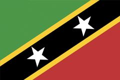 Flag of St. Kitts